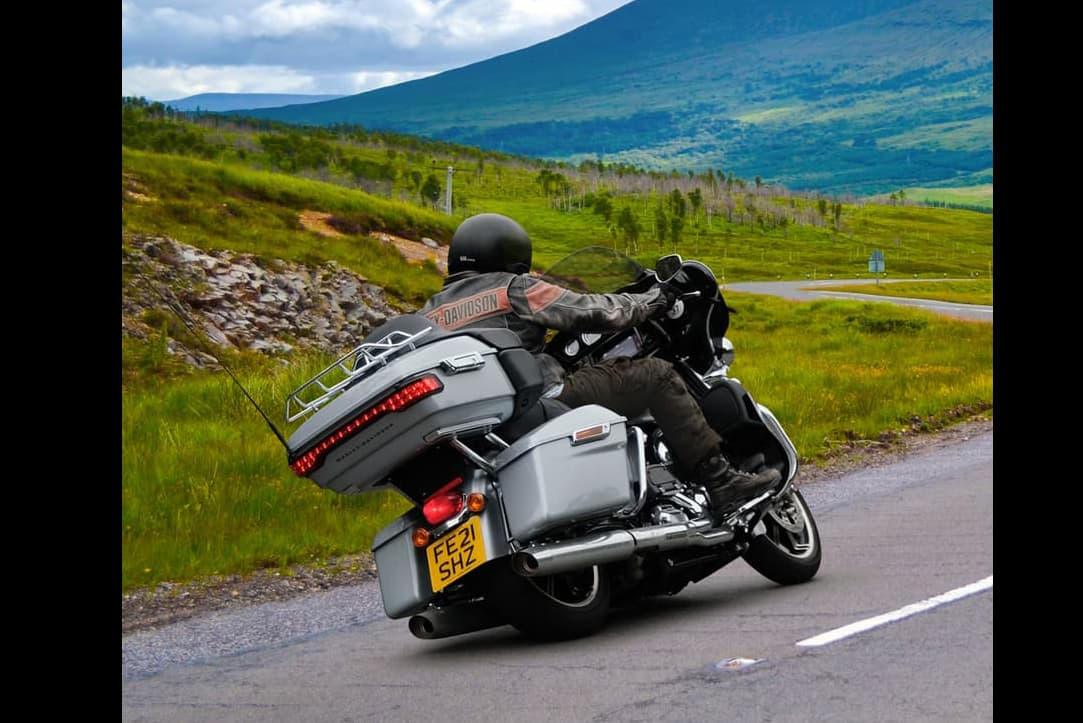 Touring Motorcycle Line Up Offer